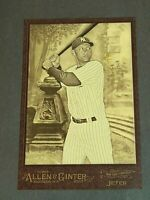 Derek Jeter New York Yankees 2017 Topps Allen & Ginter Box Topper #BL-DJ