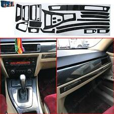 BMW 3 Series E90 Stylish 5D Reflective Carbon Fiber Interior Decal Trim Sticker