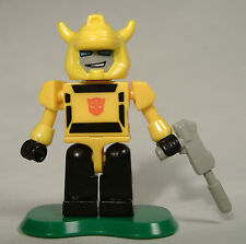 KRE-O TRANSFORMERS BUMBLEBEE KREON AUTOBOT G1 LEGO COMPATIBLE MISB MINIFIG RARE