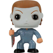 FUNKO POP Halloween Michael Myers SOFT VINYL BOBBLEHEAD ACTION FIGURE NEW