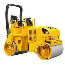 Bruder CAT Tandem-Vibrationswalze Kinder Baustelle Spielzeug Baufahrzeug NEU