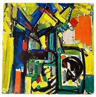 RARE VINTAGE 1968 HANS HOFFMAN Exuberance by Springbok 500 piece puzzle