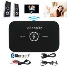 2 in 1 HIFI Bluetooth A2DP Wireless Musik Audio Empfänger Sender Transmitter USB