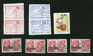 STAMP LOT OF KOSOVO, AND U.N. FORCES IN KOSOVO, MNH