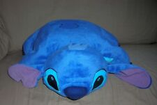 DISNEYLAND HONG KONG Lilo & STITCH pillow and cuddly plush  21 in long