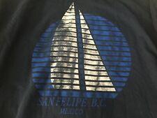 San Felipe Mexico Baja California long sleeve shirt size XL