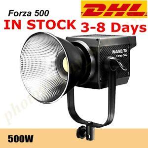 NanLite Forza 500W 5600K COB LED Light Daylight for Outdoor Video Movie Light