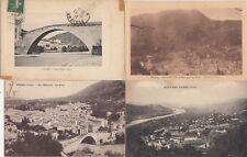 Lot 4 cartes postales anciennes DRÔME NYONS 3