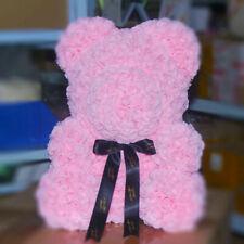 Styrofoam White Polystyrene Foam Bear Modelling DIY Valentine Gifts Party Decor