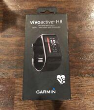 Garmin Vivoactive HR GPS Smartwatch Running-Walking-Swimming-Biking