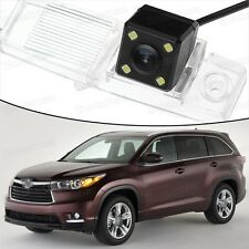 CCD Car Camera Rear View Reverse Backup Parking for Toyota Highlander 2014-2016