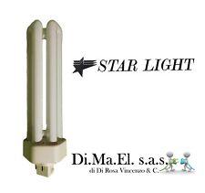 LAMPADA A BASSO CONSUMO STAR LIGHT COMPATTA NEON 42W GX24q4- 4 PIN