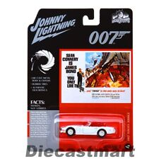 Johnny Lightning 1:64 James Bond 1967 Toyota 2000GT Sean Connery You Only Live T
