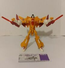 Transformers Animated Sunstorm 100% COMPLETE