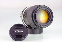 Nikon MICRO-MACRO NIKKOR 105 F2.8 2.8/105mm Nikon F3 F4 F5 F6 DF D810 COMME NEUF