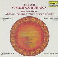 Carl Orff - Carl Orff: Carmina Burana [CD]