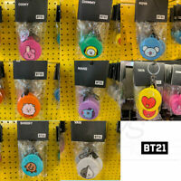 BTS BT21 Official Authentic Goods LED Key Ring + Tracking Number