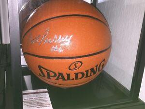 Bill Russell autographed signed basketball Boston Celtics 11x NBA  champ  JSA