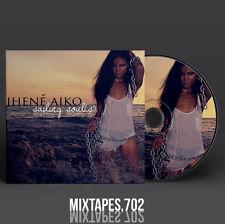 Jhene Aiko - Sailing Souls  Mixtape (Full CD/Front/Back Artwork)