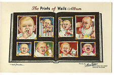 THE PRINTS OF WAILS Album COMIC Postcard Prince of Wales Coral-Lee, Unused