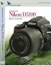 Blue Crane Training DVD: Introduction to the Nikon D5100