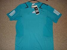 Nwt Adidas Barricade Competition Edge Tennis Crew Shirt Verdasco P44945 Med Rare