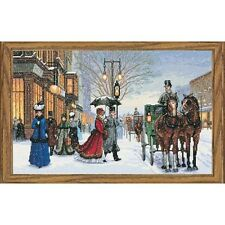 Counted Cross Stitch Kit ALAN MALEY'S GRACIOUS ERA Dimensions Gold Collection