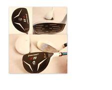 NEW mens WHITE Hybird Golf Clubs taylor fit custom made #2 CLUB 17 degree loft +