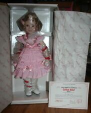 """SHIRLEY TEMPLE DOLLS OF THE SILVER SCREEN """"Littlest Rebel"""" ( Serial # H2664 )"""