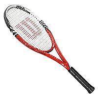 Wilson Six One Lite BLX Tennis Racket (2012) Grip 3