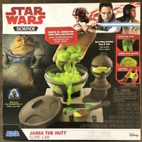 Star Wars Jabba The Hutt Slime Lab Kit by Basic Fun Inc Brand New Factory Sealed