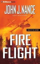 Fire Flight by John J. Nance (2015, 5 CDs Abridged) NEW