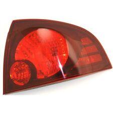 Tail Light For 2004-2006 Nissan Sentra SE-R RH w/ Bulb Red Lens