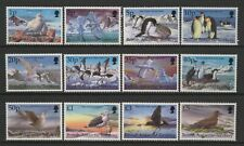 British Antarctic Territory 1998 Antarctic Birds Set Unmounted Mint