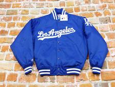 Nuevo los Angeles Dodgers La Starter Cazadora MAJESTIC Universidad Talla: S - M