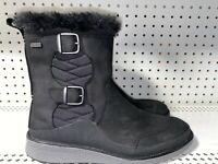 Merrell Tremblant Erza Womens Leather Insulated WP Winter Snow Boots Size 9