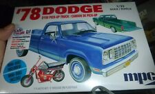 MPC 901 1978 DODGE D-100 PICKUP TRUCK 1/25 MODEL CAR MOUNTAIN FS