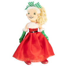Manhattan Toy Company 13�� Groovy Girls Christmas Belle Doll For Kids Boys Girls