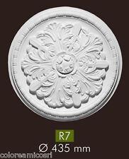 ROSONE / ROSETTA NMC ARSTYL® R7 DIAMETRO 43,5 CM IN POLIURETANO ALTA DENSITA'