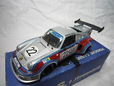 DV7196 RECORD PORSCHE CARRERA RSR TURBO LM74 #22 LE MANS 1974 1/43 KIT ART 601