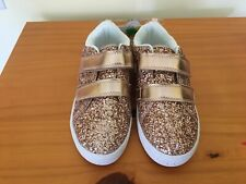 New Carter's Sparkle Sneakers shoes girls 2