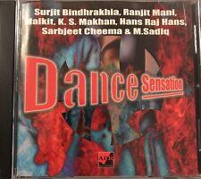 Dance Sensation. CD. Apna Punjab Records. Surjit Bindhrakhia. Looks Unplayed.
