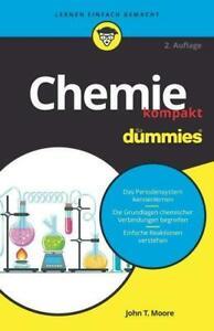 Chemie kompakt für Dummies | John T. Moore | Taschenbuch | für Dummies | Deutsch