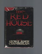 The Red House George Agnew Chamberlain First Edition First Printing Book to Film