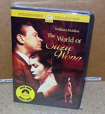 WORLD OF SUZIE WONG, THE (DVD, 2004) WIDESCREEN - SEALED - NEW