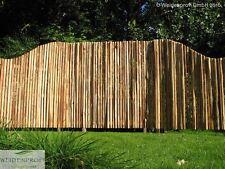 Zaun Latschenkiefer WALDEN Grundelement, senkrecht 150 x 116 cm, Garten Holzzaun