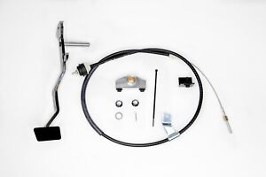 1965 1966 Mustang Cable Clutch Kit WITH PEDAL | T5 Conversion