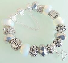 Unbranded Opal Silver Plated Costume Jewellery