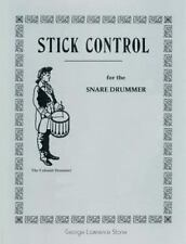 Stick Control : For the Snare Drummer: By Stone, George Lawrence