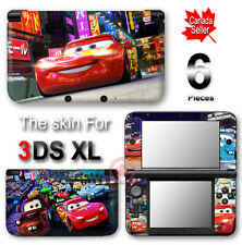 Cute and Popular Cars SKIN VINYL STICKER DECAL COVER for Nintendo 3DS XL